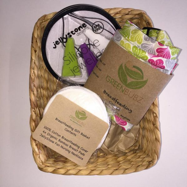 Breastfeeding Gift Basket