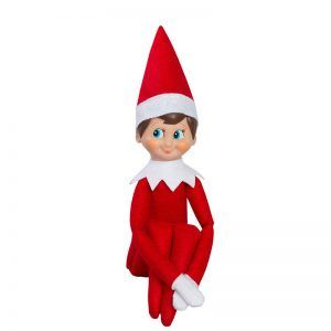 fair skinned boy elf on the shelf