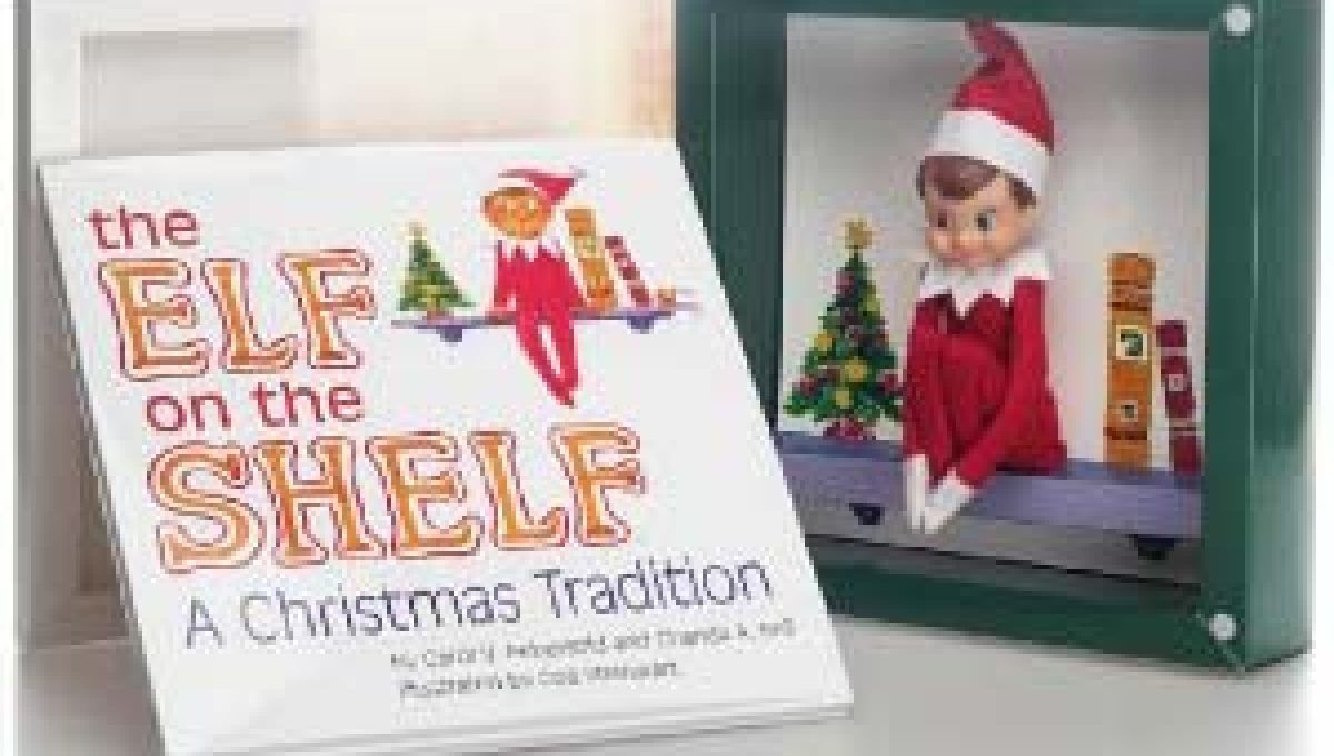 Elf On The Shelf Australia Ideas