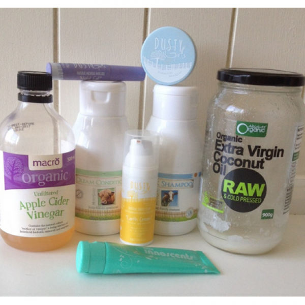 6 Eco and Organic Bathroom Essentials