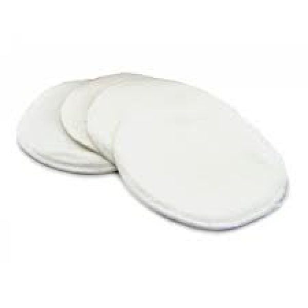 Reusable Bamboo Breast Pads (2 Pairs)