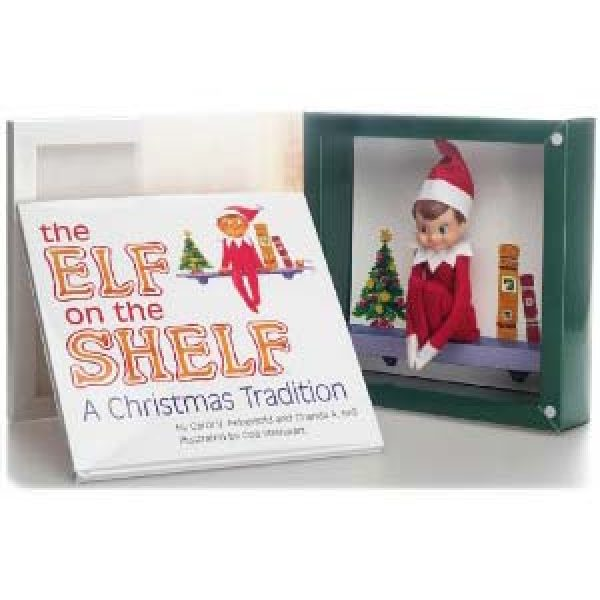 Elf On The Shelf Australia