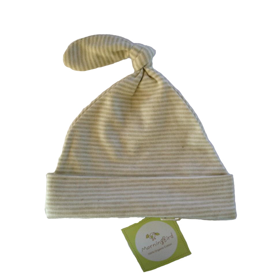 Organic Cotton Newborn Beanie Hat
