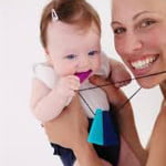 Teething Nursing Necklaces