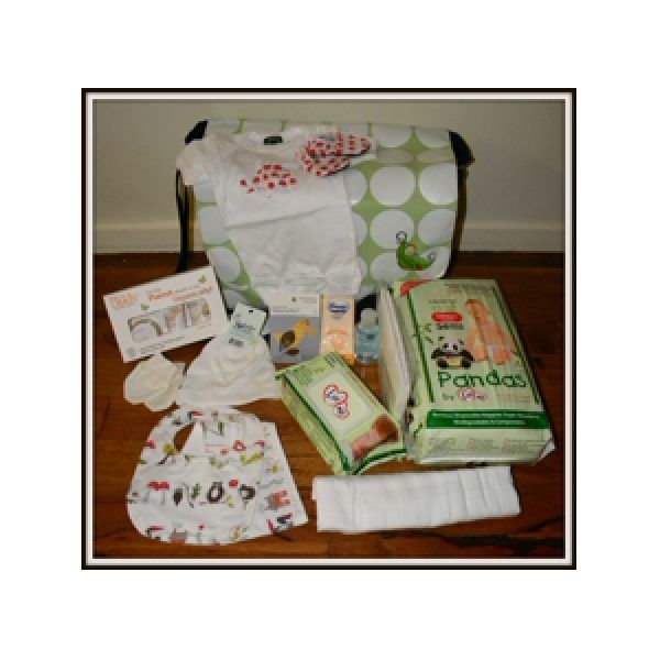 Organic Nappy Bag