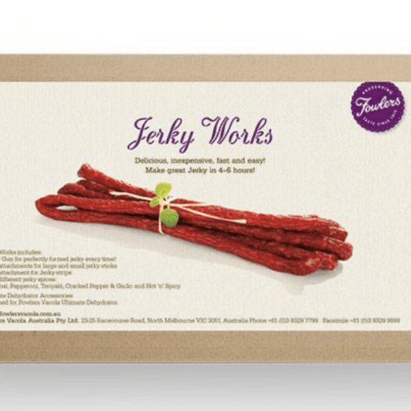 Fowlers Jerky Works Kit