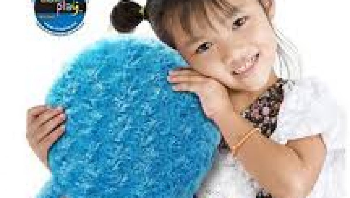 Senseez vibrating sensory kid calming plush jellyfish cushion